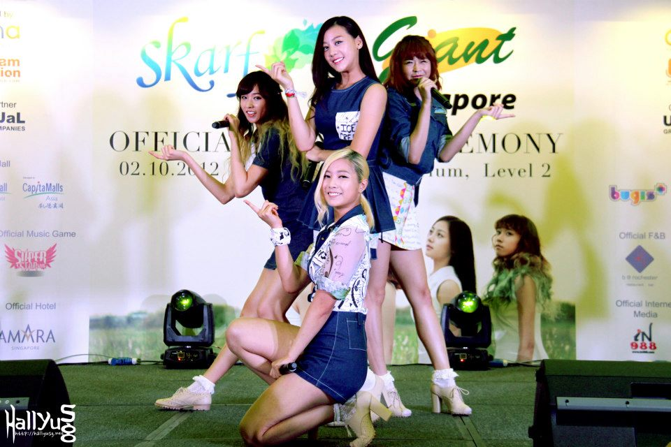 COVER] SKarf Official Fan Signing Ceremony in Singapore