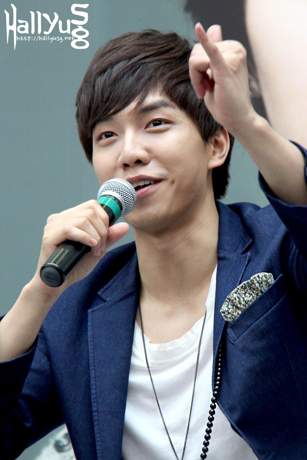 Lee seung gi singing
