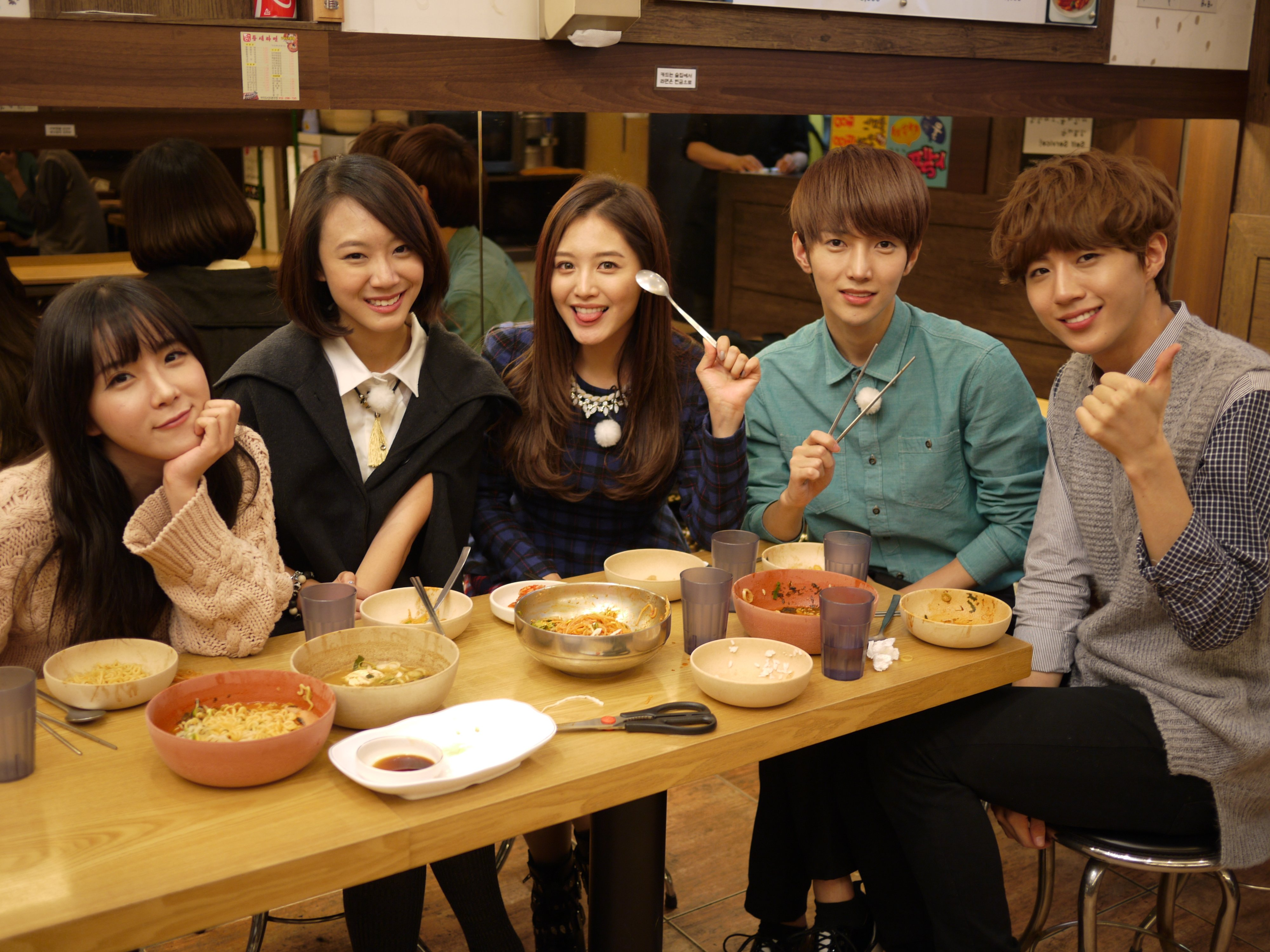 INTERVIEW] Julie Tan goes on A Date With K-POP Stars - HallyuSG