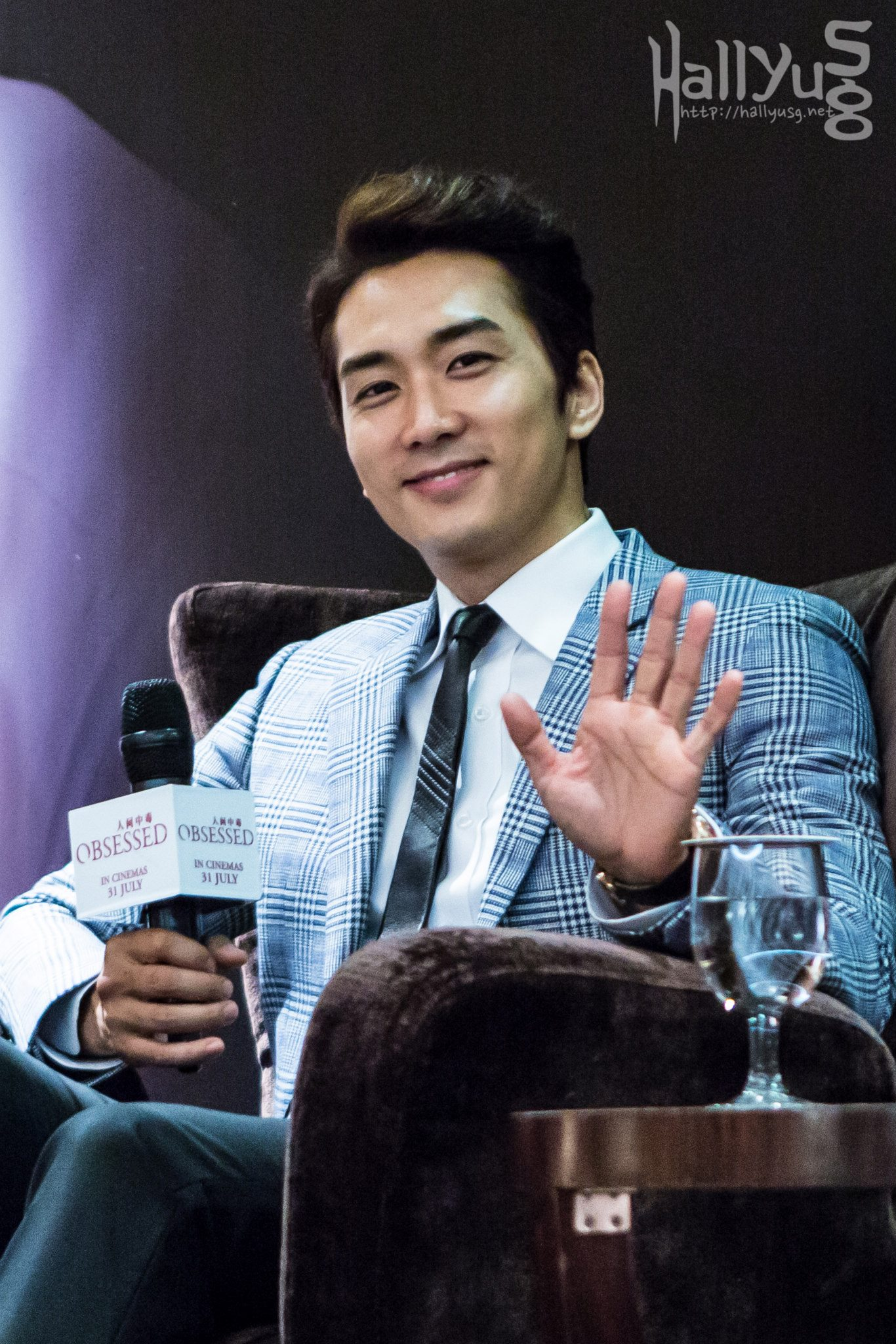 cover  song seung heon hesitates on marriage and shares