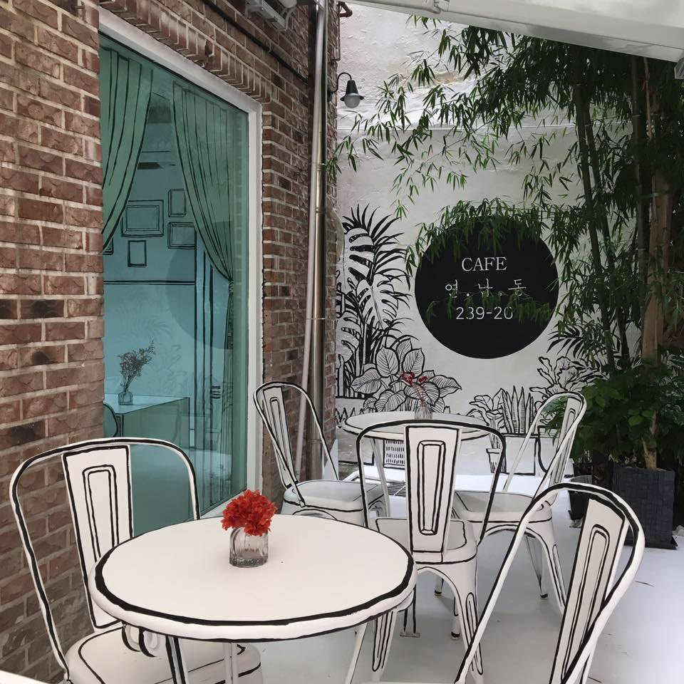 This Cafe In Seoul Will Make You Feel Like You've Entered W