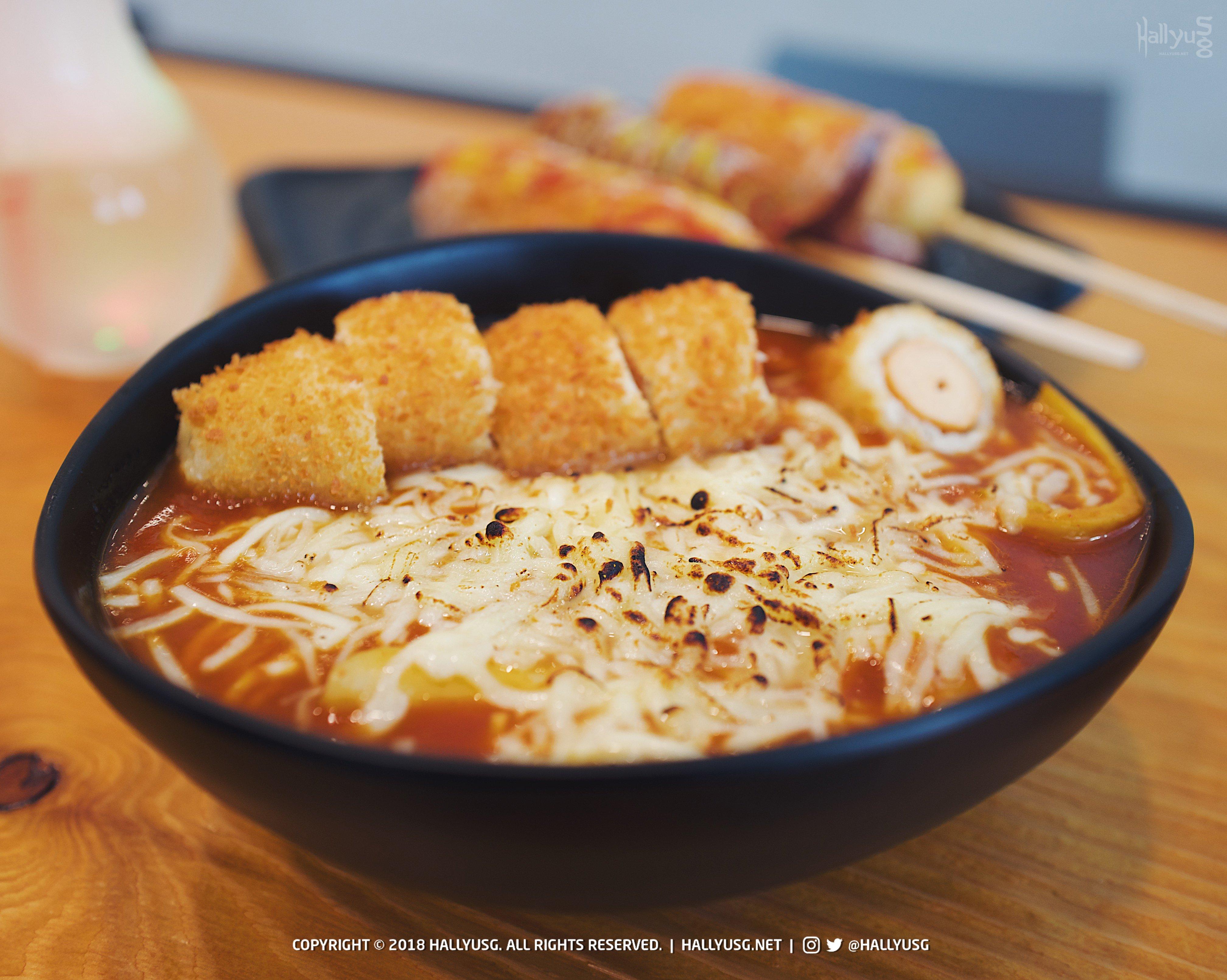 Gangnam Corndog Authentic Korean Street Food Right Here In