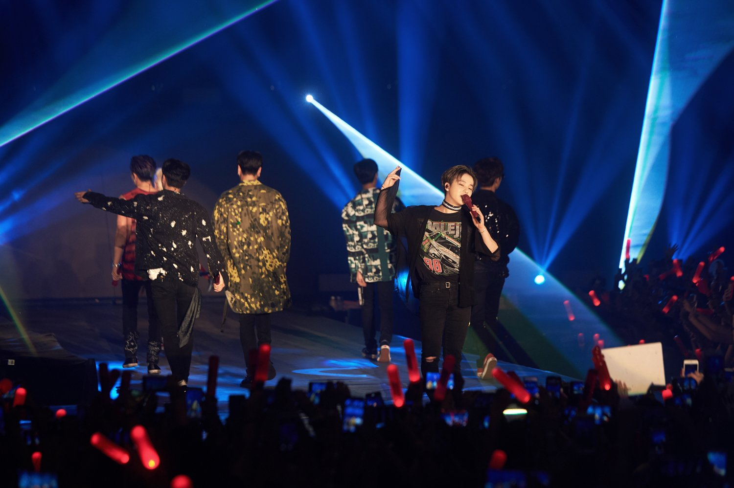 COVER] iKON Says They Will Protect iKONICs From Now Onwards At Their
