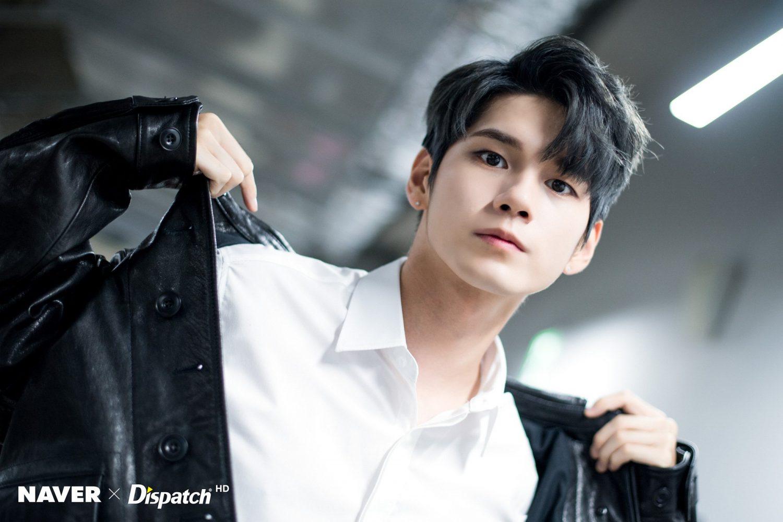 Znalezione obrazy dla zapytania ong seongwoo 2019