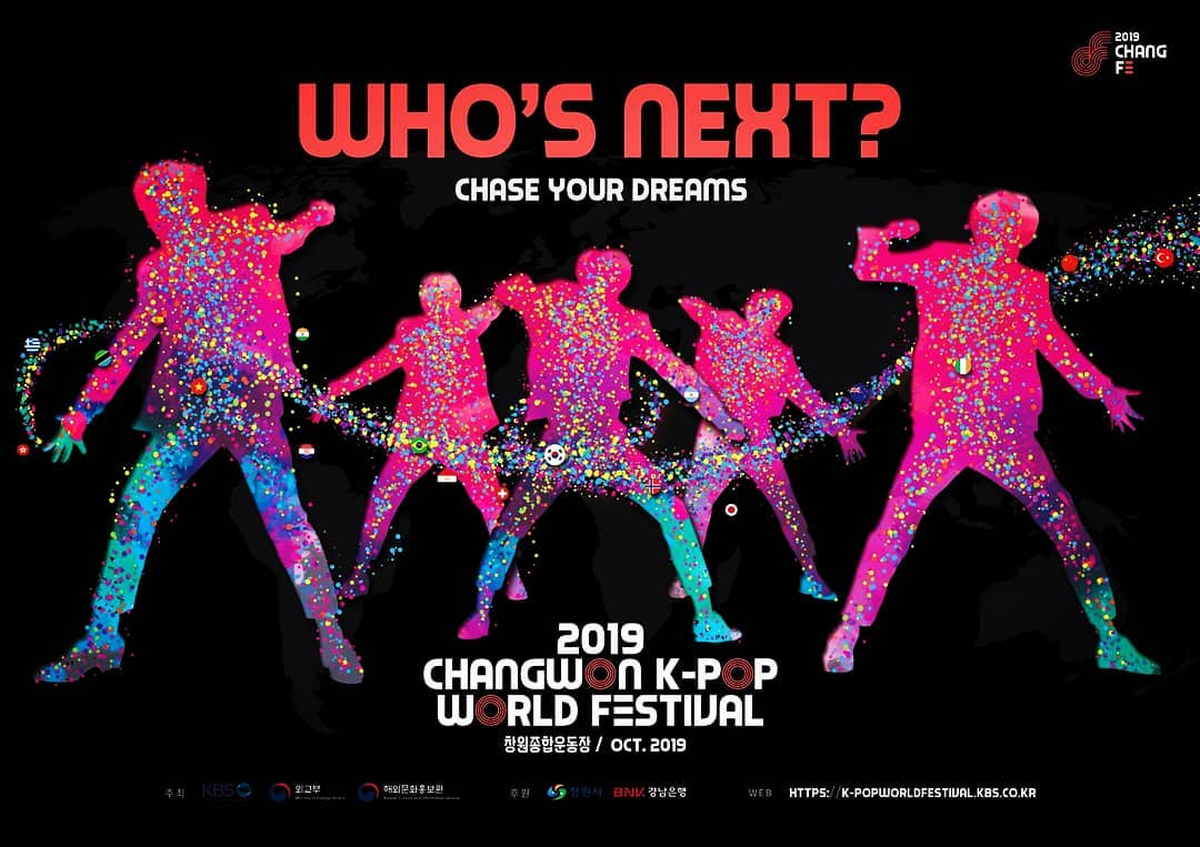 Call for Auditions: 2019 Changwon K-Pop World Festival (Singapore