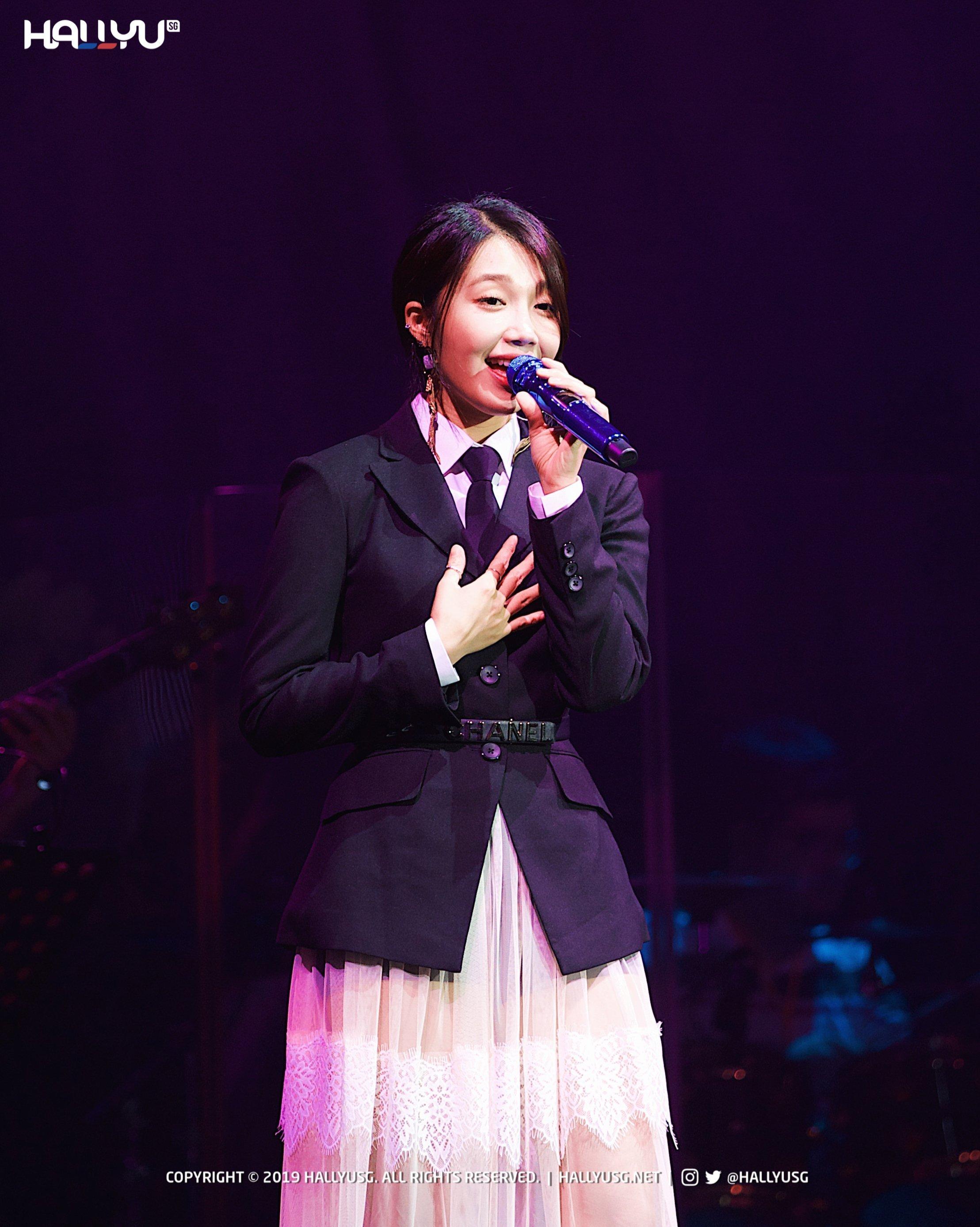 Jeong Eun-ji Talks About Going Through Different Life Stages